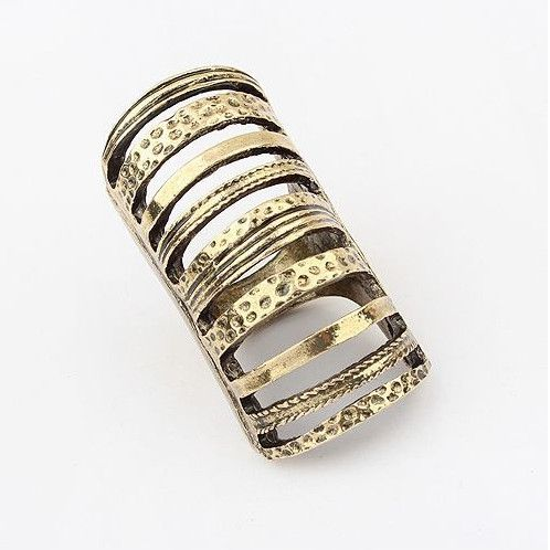 Armor Ring from DamselzandDollz.com