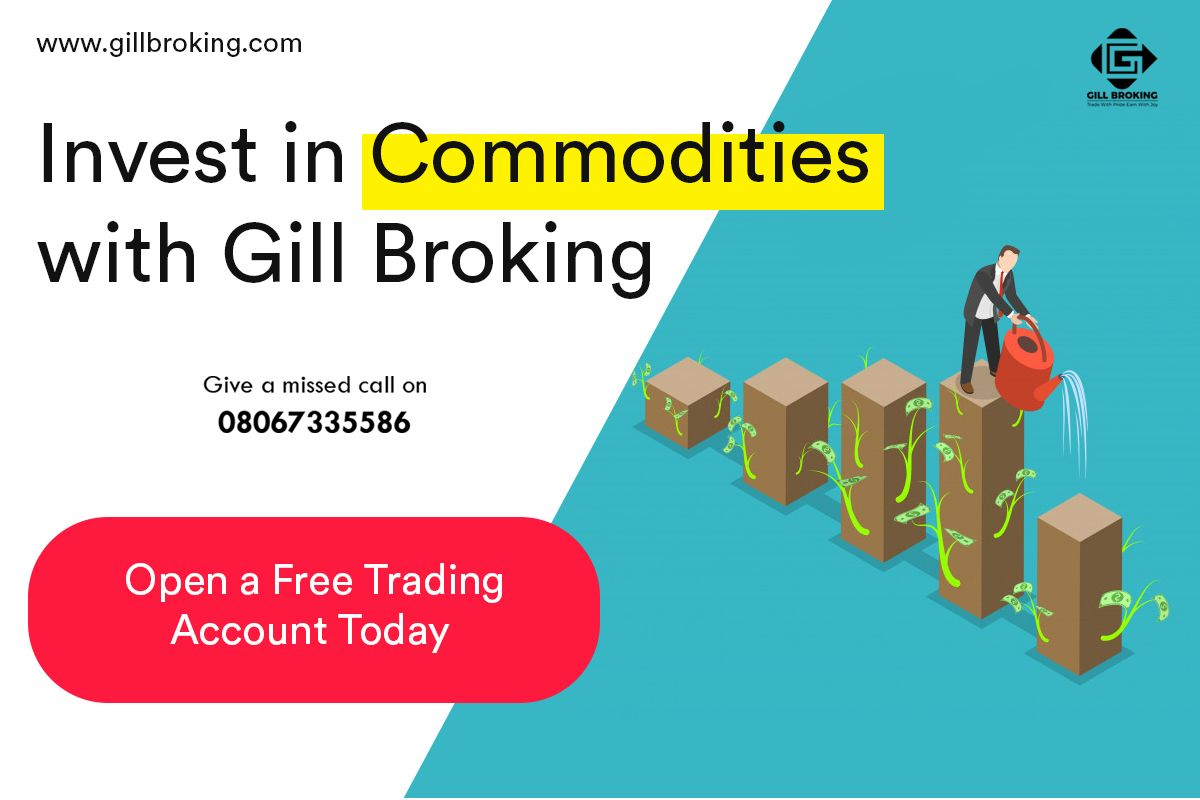 What is a trading account and how to do online commodity