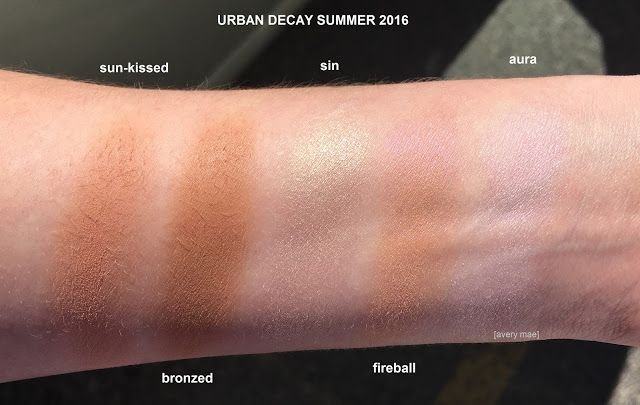 Beached Bronzer by Urban Decay #20