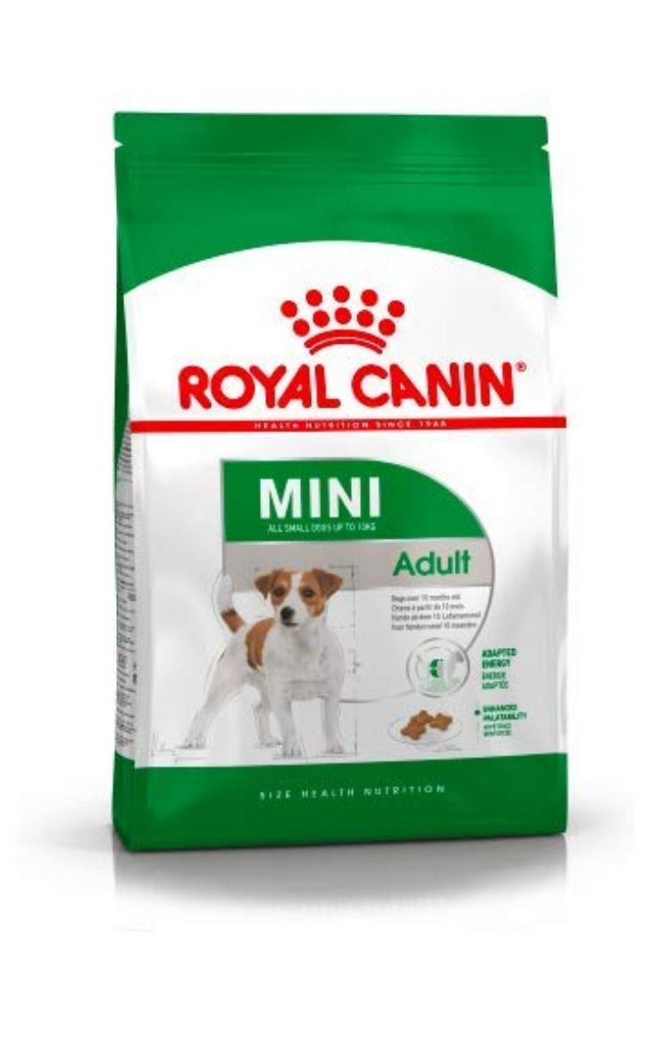 Maltbys Stores 1904 Limited 8kg Royal Canin Mini Adult Size