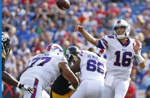 Cowboys trade for Bills QB Matt Cassel