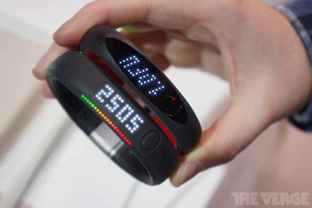 Spot the difference: LG unveils Nike+