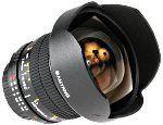 Samyang 14mm f2.8 súper gran angular para Canon SAM14MMF28C 349,99 €