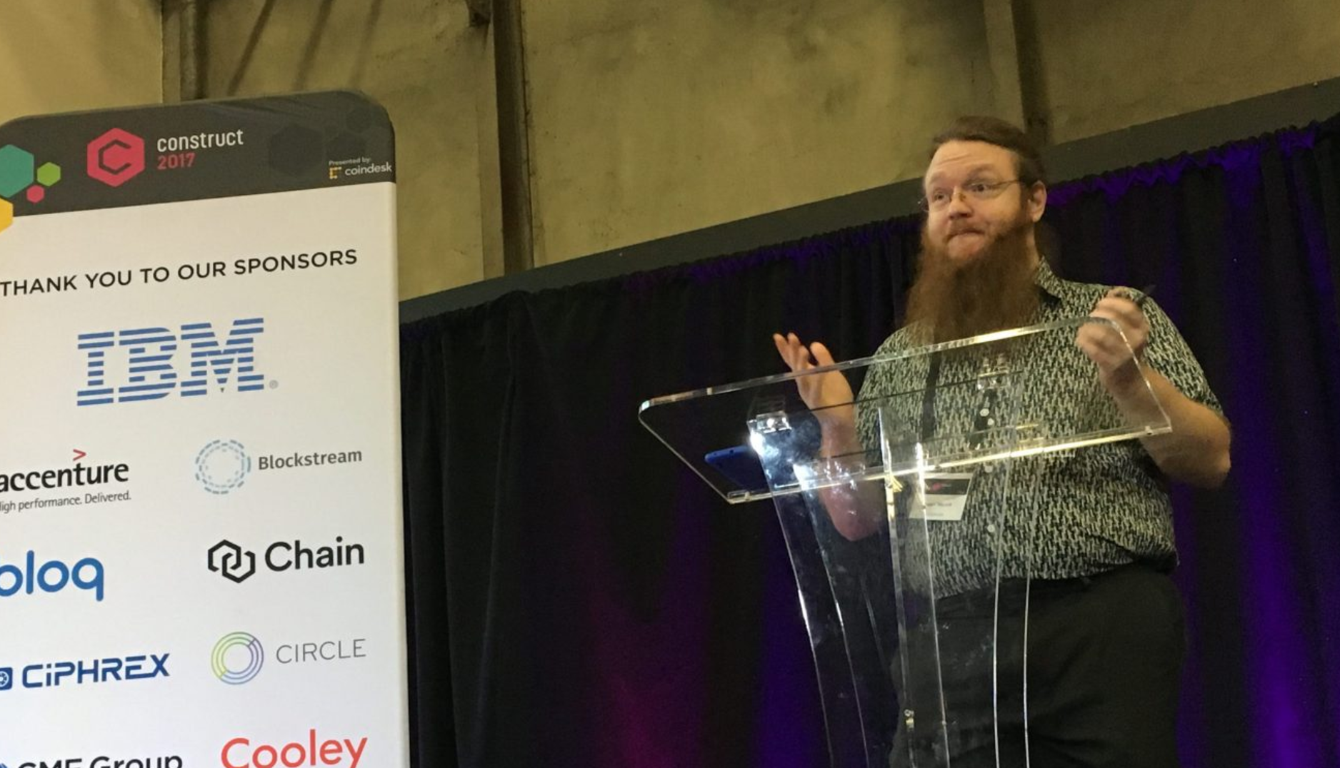 Greg Maxwell Breaks Down Blockchain: The 'Uncontrollable Noun'