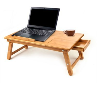 Mind Reader Cooling Adjustable Bamboo Laptop Bed Tray With Images