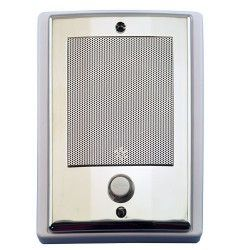 IS69NF K Nickle Finish Door Speaker For Nutone