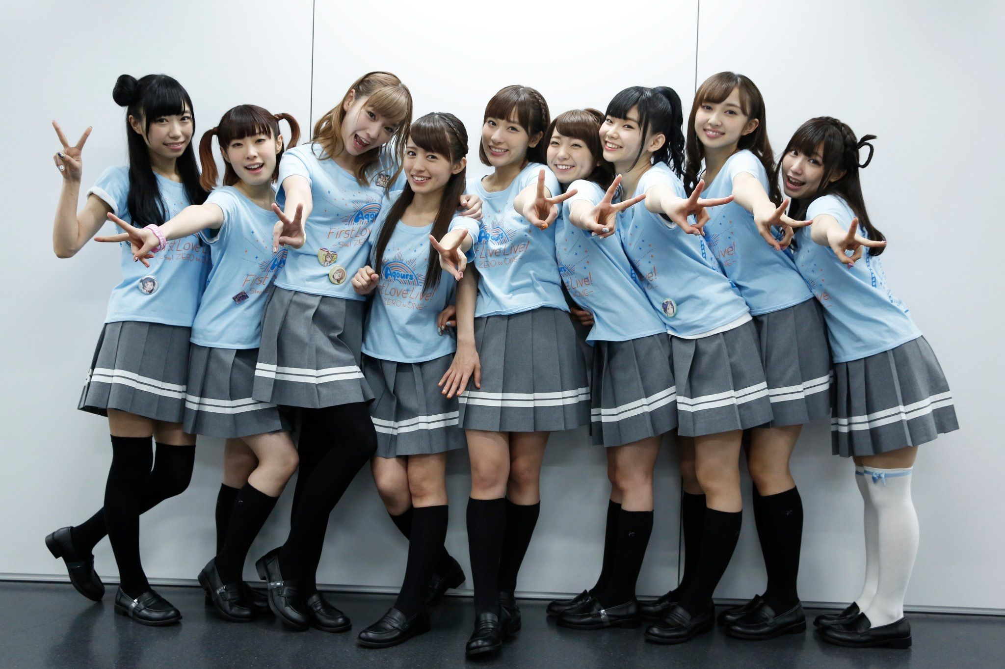 Image result for aqours seiyuu