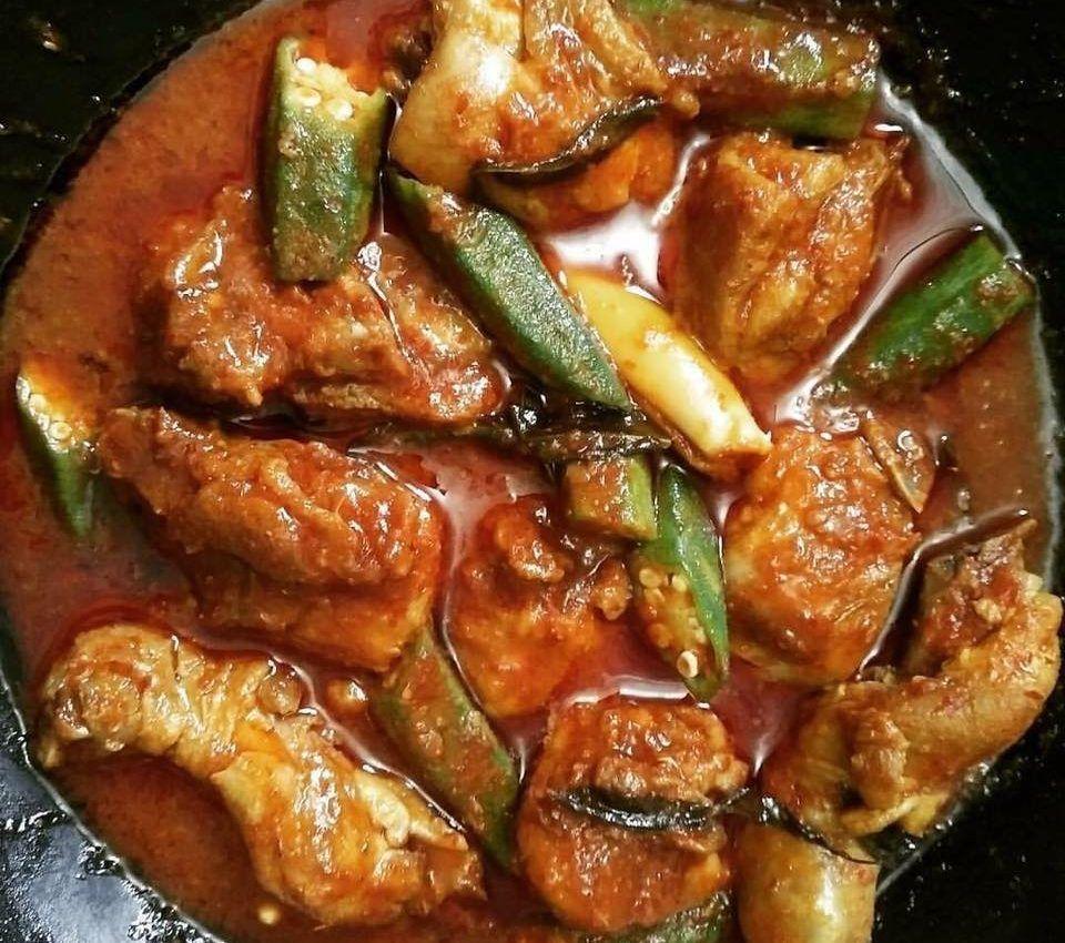 Asam Pedas Ayam Resepi Mudah Dan Ringkas Recipe Pedas Easy Meals Cooking