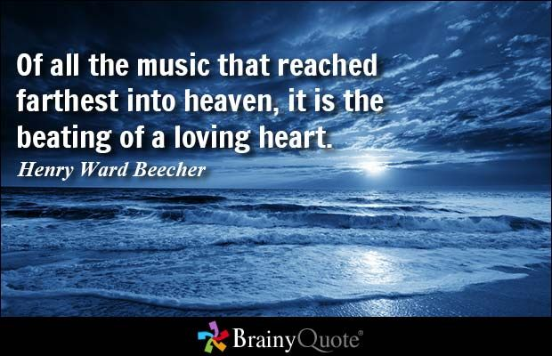 Quotes About Heaven Interesting Henry Ward Beecher Quotes  Pinterest  Deep Thoughts Inspirational