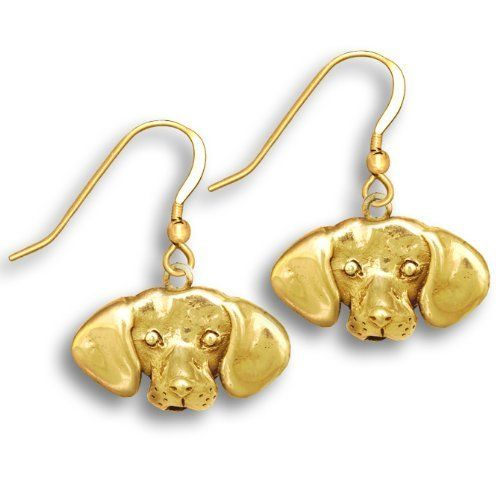 Wear A Playful Pair Of 14k Gold Beagle Earrings To Celebrate This Exuberant Dog Breed Beagles Are So Full Fun And Their Own Sense Adventure