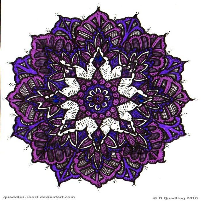 Restful Slumber Mandala Mandala Mandala Art Art