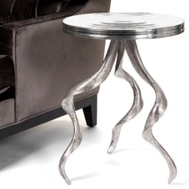 Antler Accent Table End Tables Occasional Tables