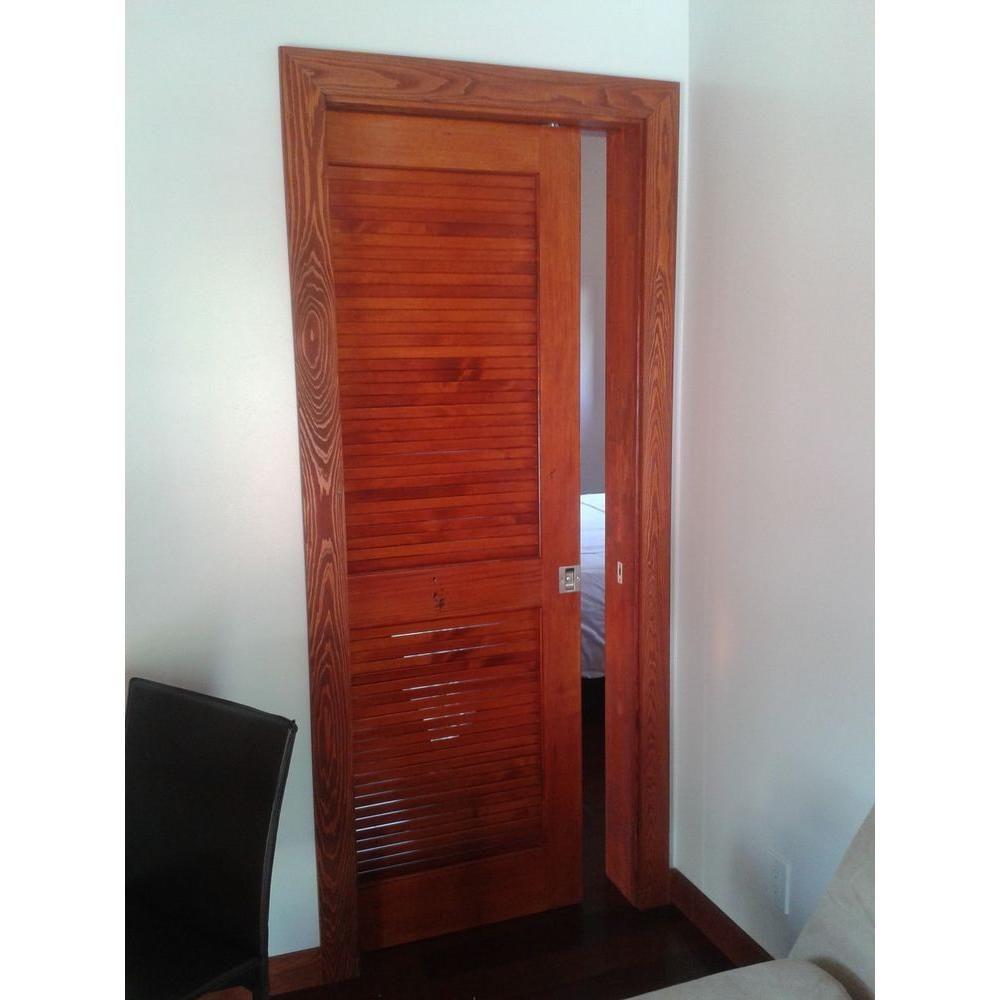 Henry Pocket Frames 32 In Knock Down Wood Pocket Door Frame 32k150 The Home Depot Pocket Door Frame Door Frame Pocket Doors