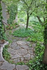 Photo of 73 Cheap DIY Garden Paths Design Ideas 73 Cheap DIY Garden Paths Design Ideas