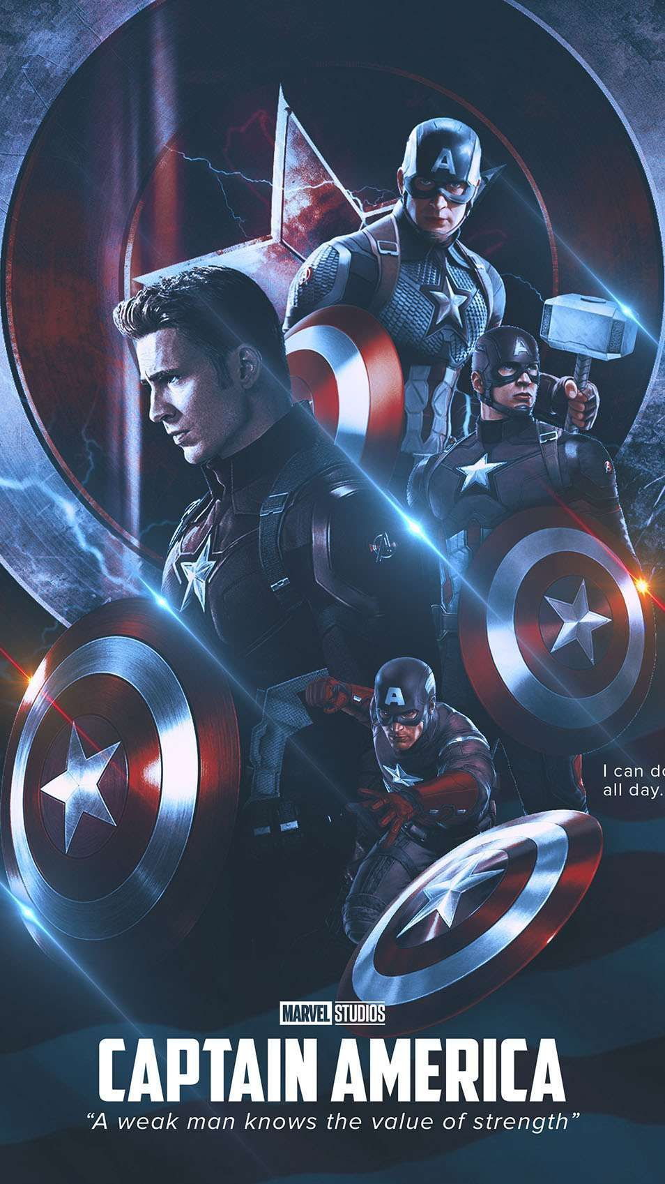 Captain America Wallpaper 4k Hd In 2020 Captain America Wallpaper Marvel Captain America Marvel Comics Wallpaper