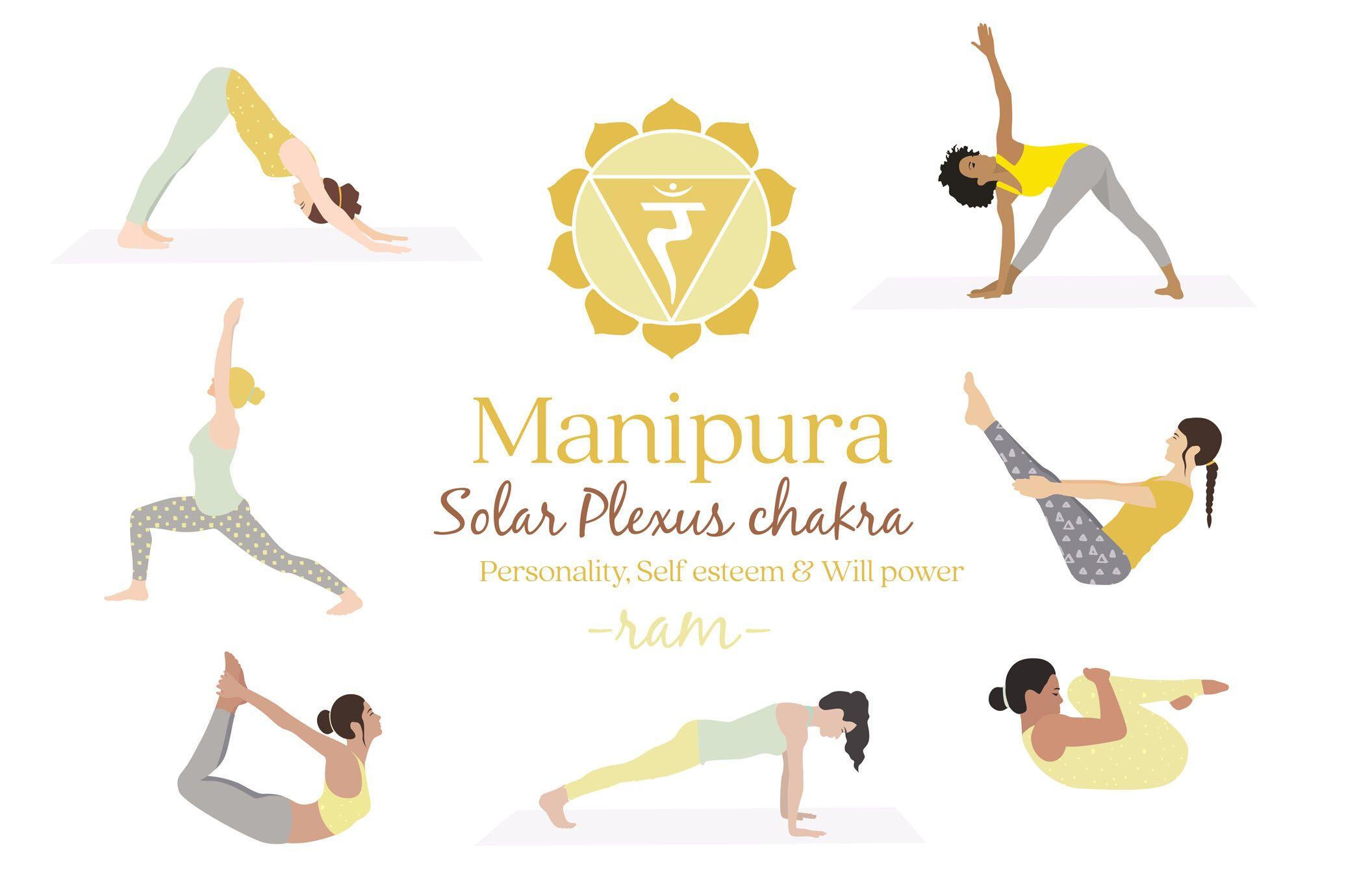 Postures pour Manipura Chakra | Manipura chakra, Séquences ... |Meditation Posture Chakra