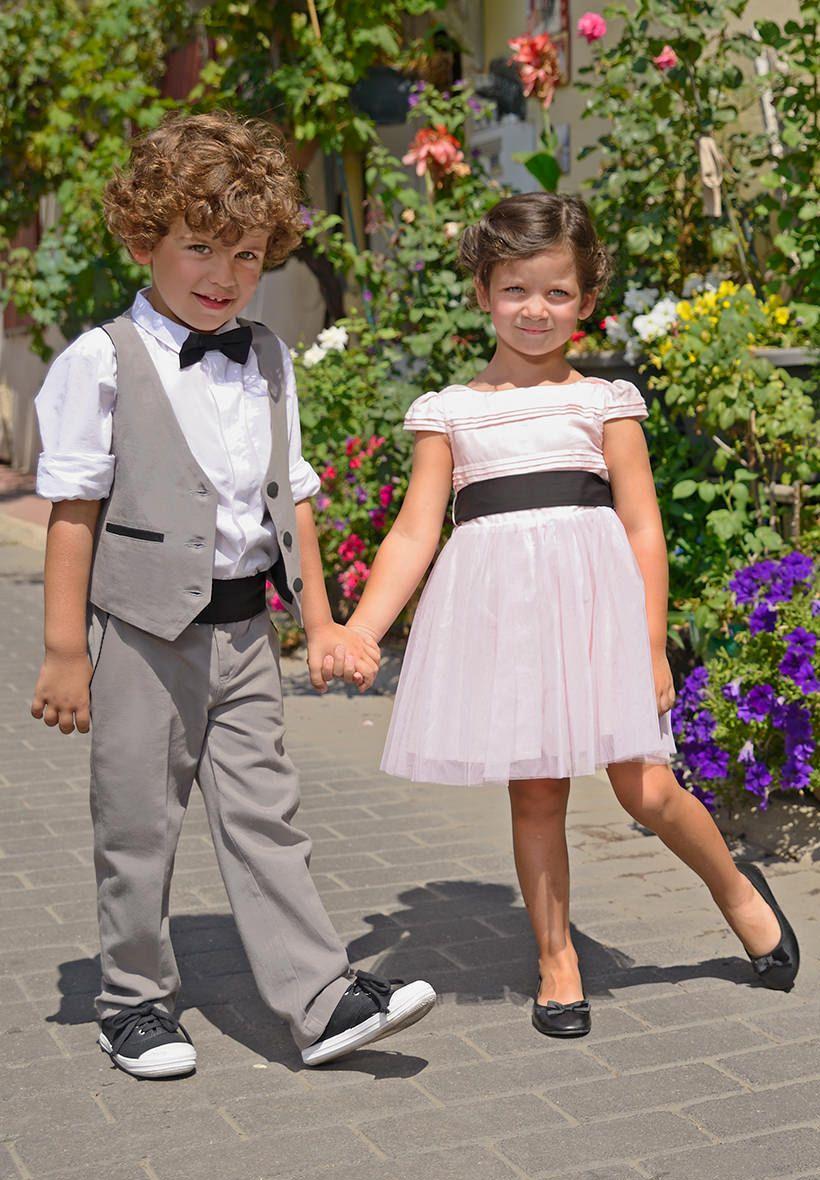 costume de cérémonie pour garçons
