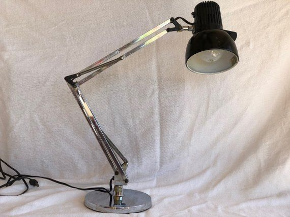 Vintage Electrix Lamp Articulated Tasking