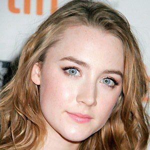 瞳が美しいシアーシャ・ローナン
