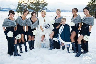 Snowy Wedding Bridesmaid Dresses Winter Bridesmaid Dresses Navy Blue Bridesmaid Dresses Winter Bridesmaids