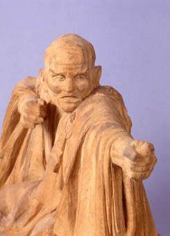 田中の作品:活人箭 - 田中美術館 | 平櫛田中, 塑像, 美術館
