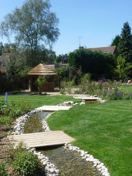 Image result for arts and crafts style  garden,  #arts #Crafts #Garden #Image #naturalplaygroundidea    One of the best materials for building your own terrace garden is pressed wood. It is easy to process, fits well into plants and is often less expensive than other design elements. This stuff is especially suitable for such a garden because of its longevity. There are many types of treated wood on the market – from railway sle... #arts #Crafts #Garden #Image #naturalplaygro #result #Style