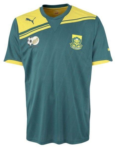 South Africa (South African Football Association) - 2011 2012 Puma Away  Shirt fc0f09d22