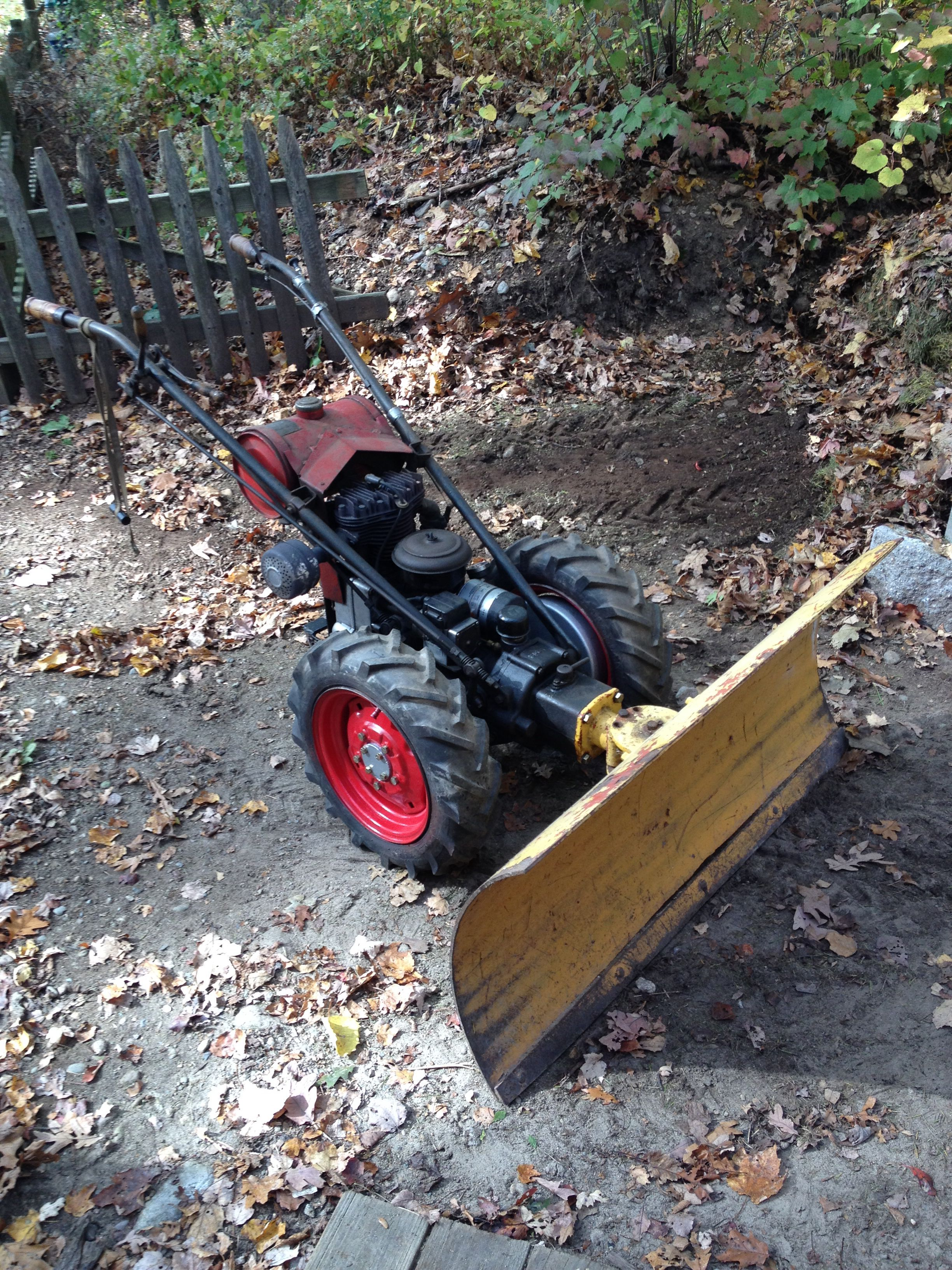 Gravely GRW | Gravely | Tractor attachments, Walk behind tractor