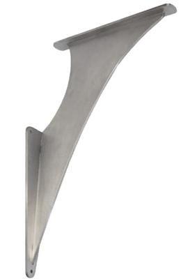 Superior moulding of nevada modern federal brace for Modern corbels for granite countertops