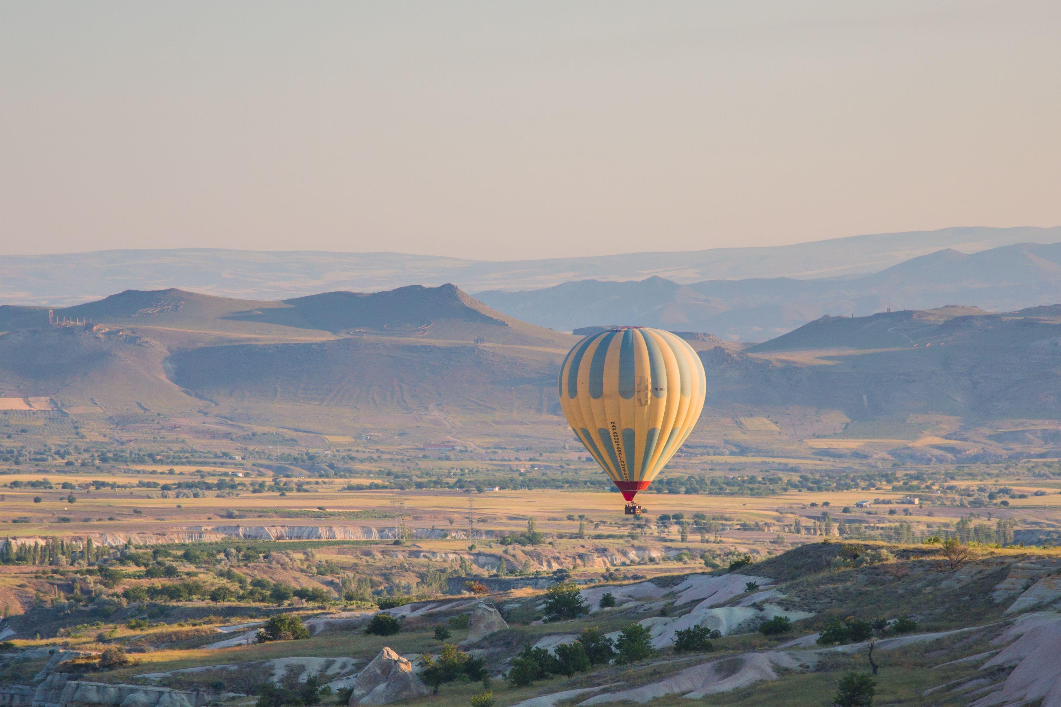 Cappadocia Ballon Tour Most amazing views through our hot