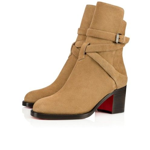 b2532f0bf78 Shoes - Karistrap - Christian Louboutin...I need an outfit to go with these  booties lol