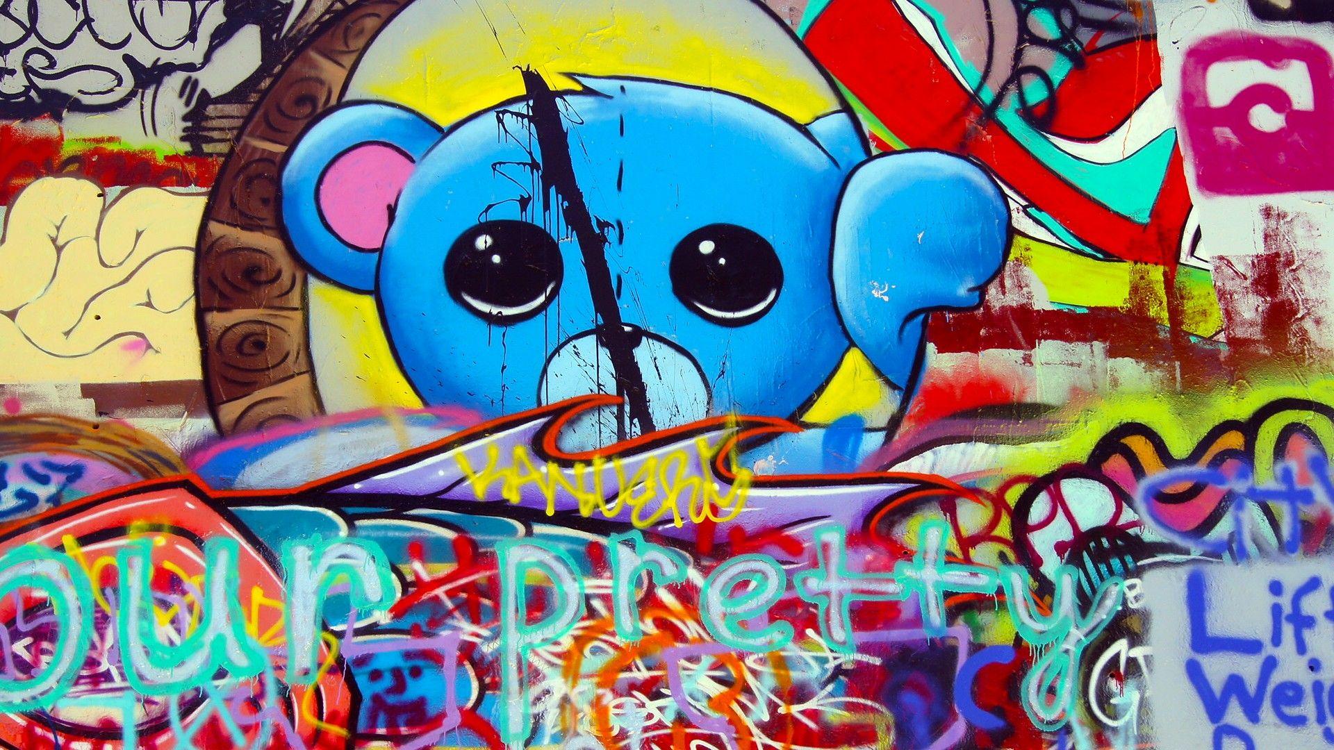 17+ Cool graffiti wallpaper High Resolution