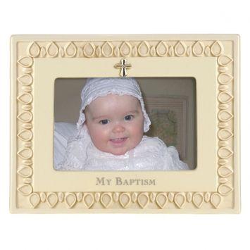My Baptism frame   Baptismal Gift & Apparel Ideas   Pinterest