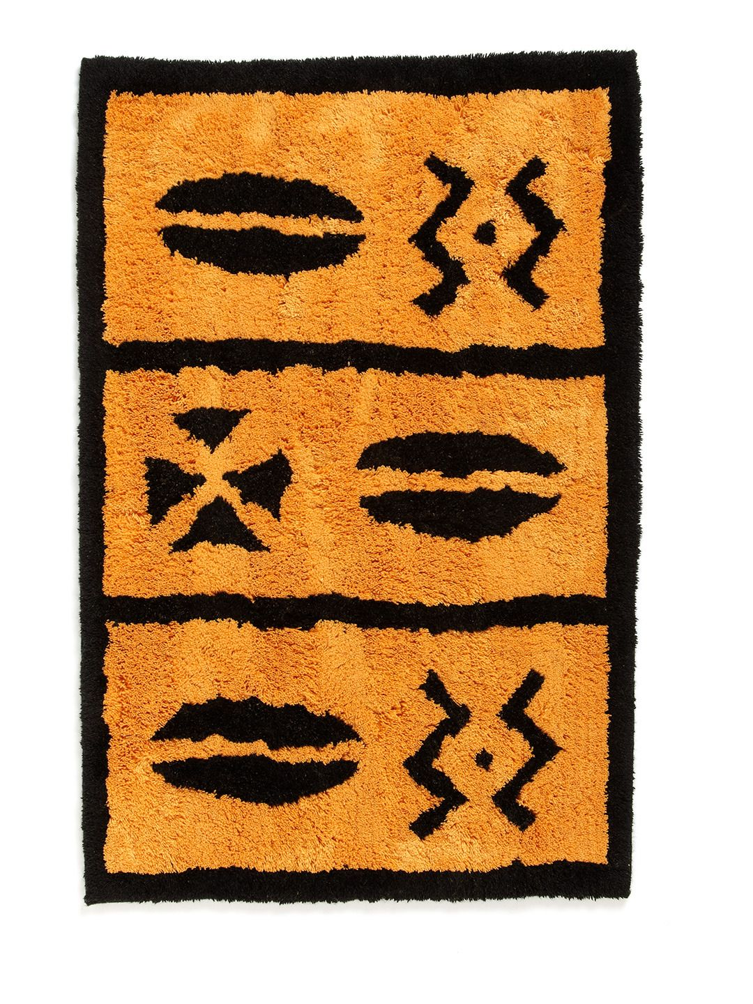 off pop accents links rug brownorange for the home pinterest