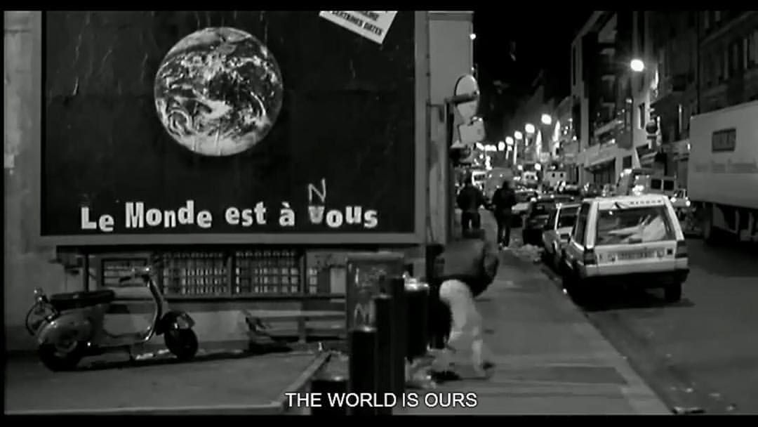 Source: La Haine (1995)