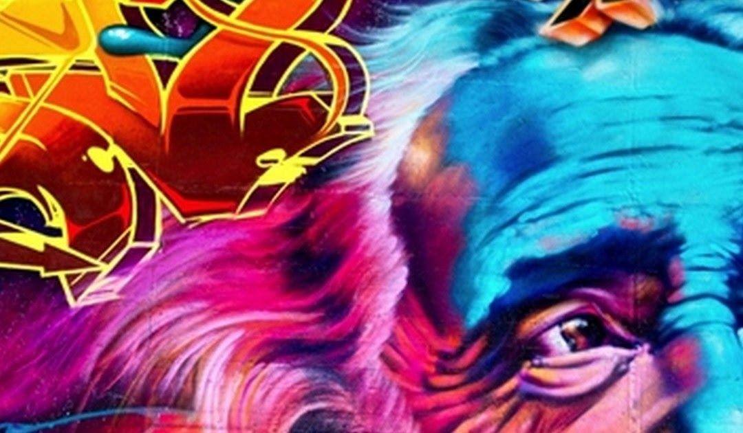24 Download Wallpaper Anime Graffiti Di 2020
