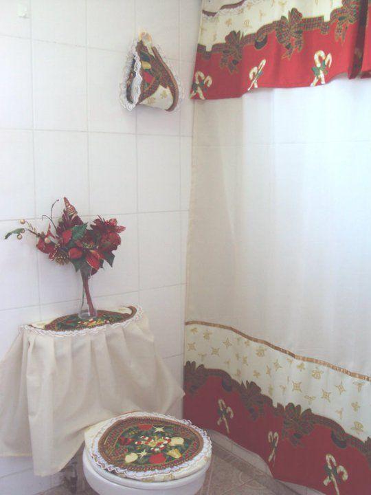 Creaciones Maria Silvia Cortinas de Navidad jenny Pinterest