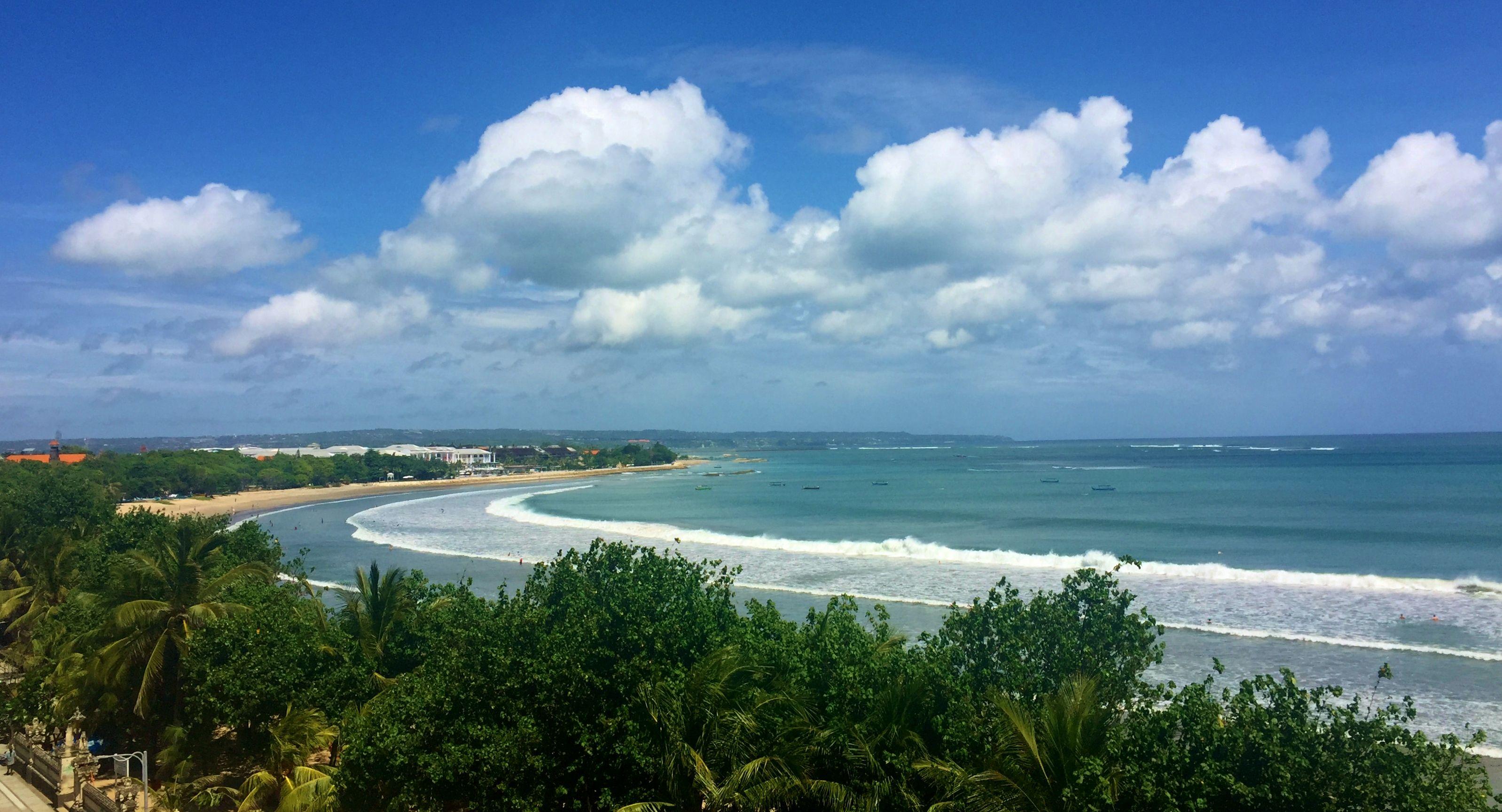 Kuta Beach Bali Indonesia Destination guide for