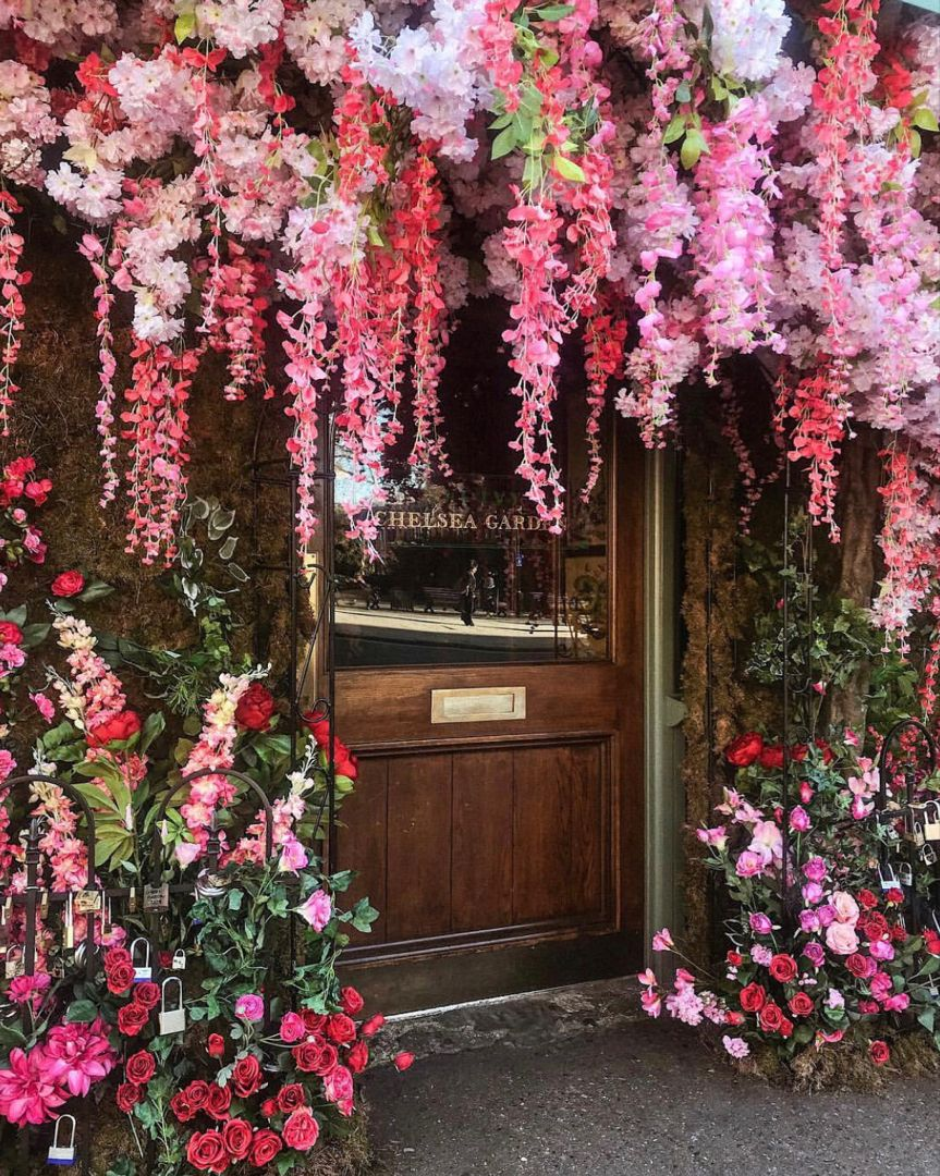 The Ivy Chelsea Garden opulentmemory flowers spring