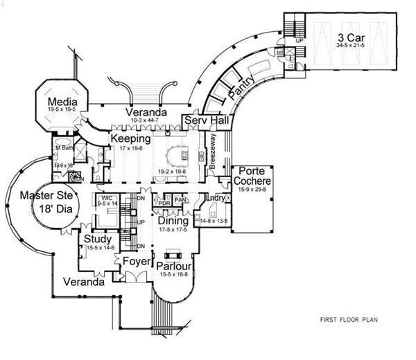 Floor Plan First Story Victorian House Plans Unique Floor Plans House Plans