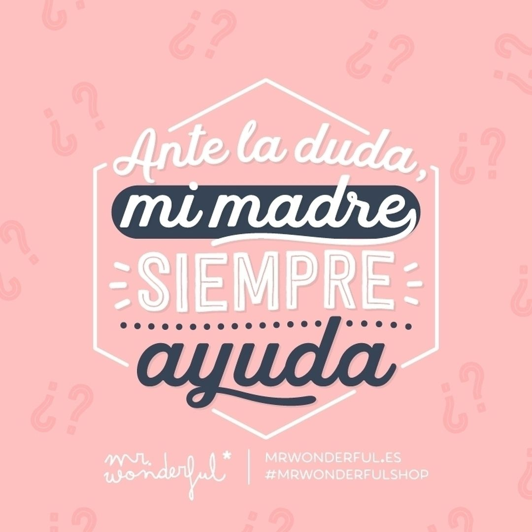All The Mr Wonderful Frases Para Mama Fan As