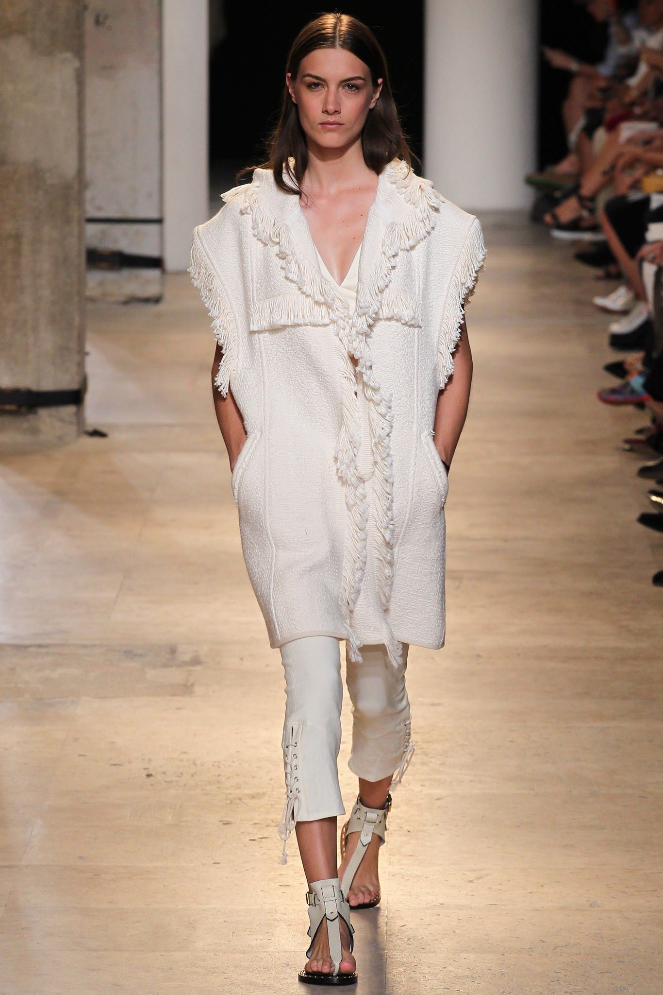 f379309758 Isabel Marant Spring 2015 Ready-to-Wear Fashion Show - Ronja Furrer (IMG)