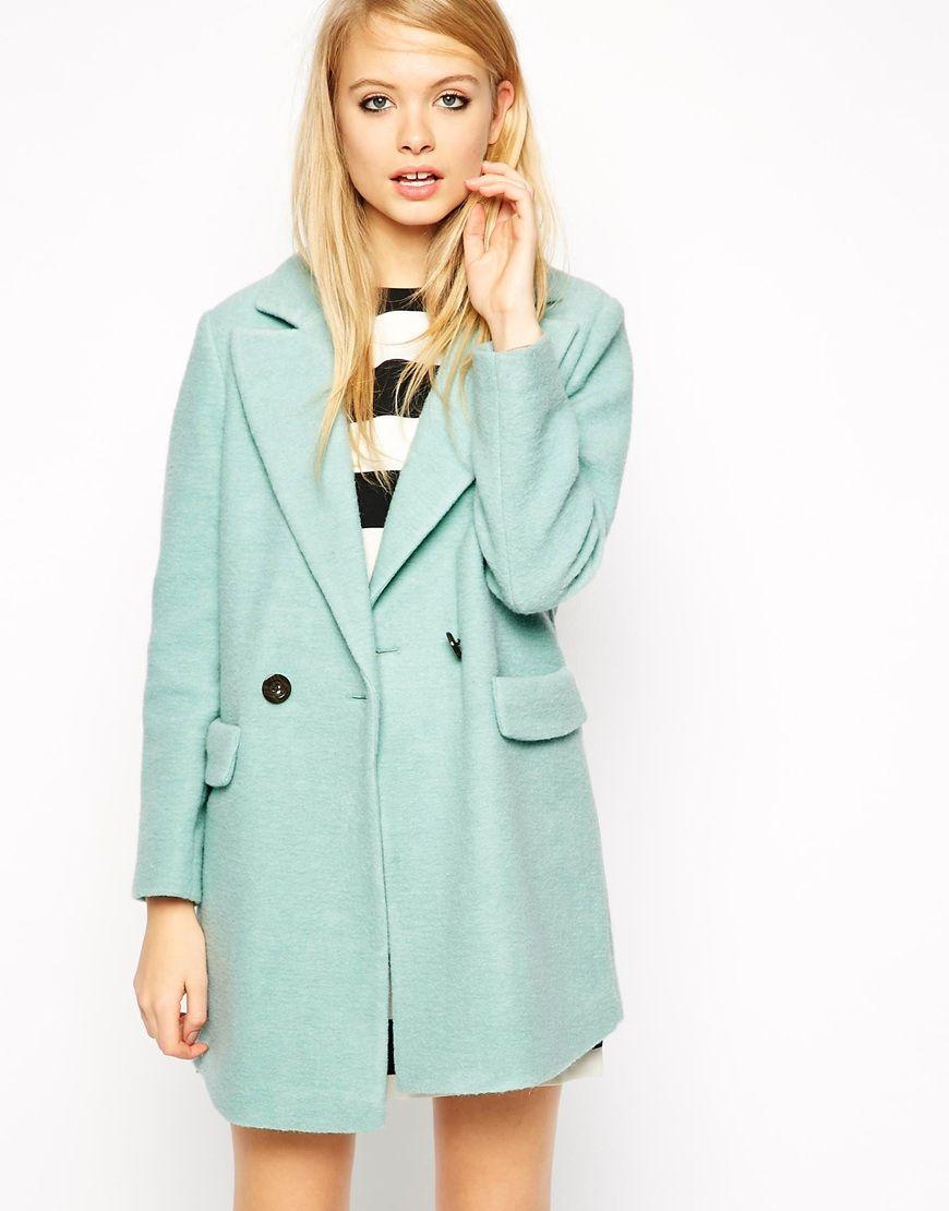 Pin by OOTD Magazine on OOTD Magazine | Wool coat, Coat, ASOS