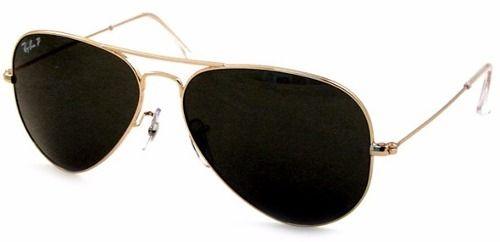 fb84f1c117a17 óculos aviador rb3025 rb3026 lente verde frete grártis   Acessórios ...