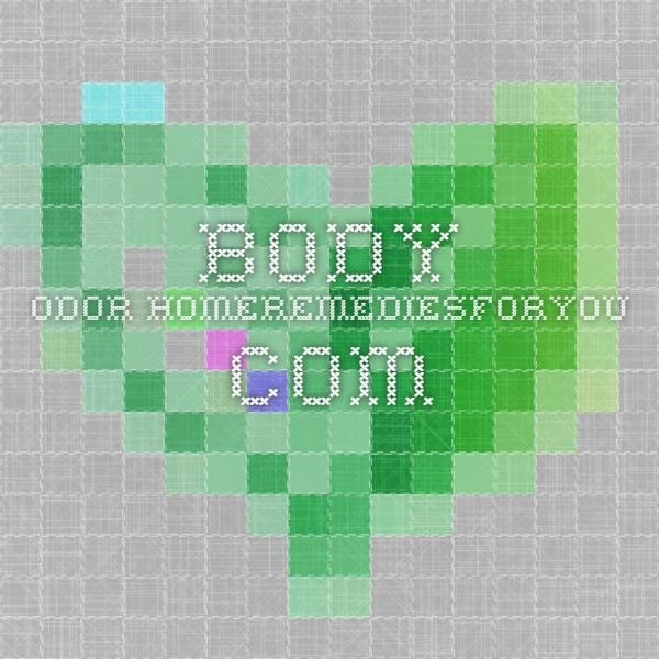 Body Odor Homeremediesforyou.com