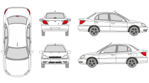 Pin on Vehicle Templates