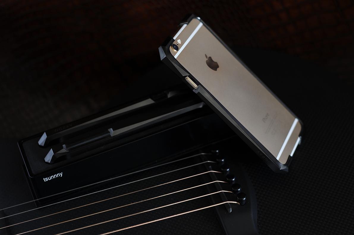 hot sale online 1f40e daab4 Advent Stealth Edition - Luxury Titanium iPhone 6/6s Case | Jonty ...