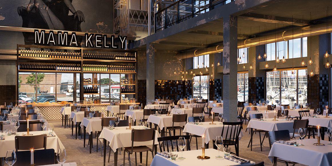 Nieuw en veelbelovend mama kelly in den 1 160 580 for Den haag restaurant