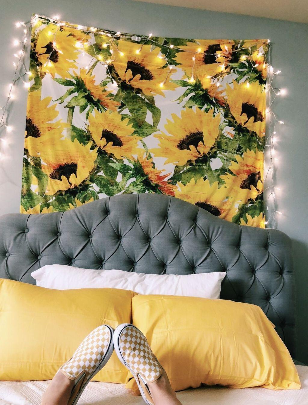 56 Incredible Yellow Aesthetic Room Decor Ideas Aesthetic Room Decor Aesthetic Rooms Yellow Room