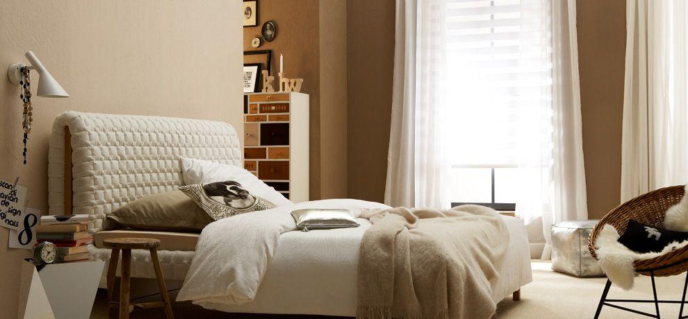 Entspannung Pur Schoner Wohnen Farbe Schoner Wohnen Farbe Wohnen Schlafzimmerfarbe